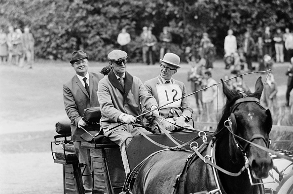 Horse「Prince Philip Drives The Queen's Bays」:写真・画像(12)[壁紙.com]