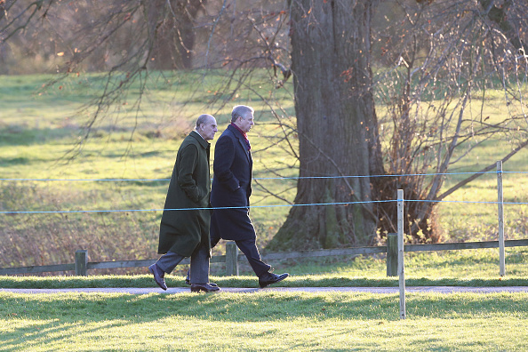 King's Lynn「The Royal Family Attend Christmas Day Service At Sandringham」:写真・画像(18)[壁紙.com]