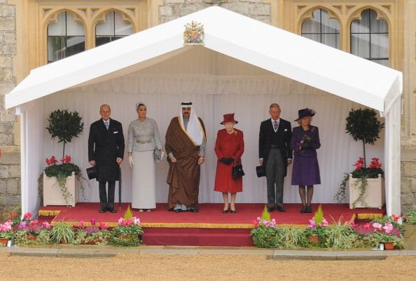 Visit「Qatar State Visit To the UK」:写真・画像(1)[壁紙.com]