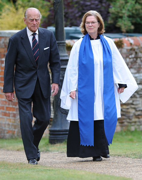 King's Lynn「The Duke Of Edinburgh Attends A Service Of Commemoration At Sandringham Church」:写真・画像(19)[壁紙.com]