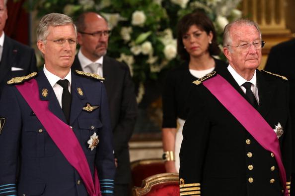 Belgium「Abdication Of King Albert II Of Belgium, & Inauguration Of King Philippe」:写真・画像(7)[壁紙.com]
