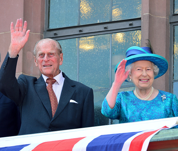 Prince Philip「Queen Elizabeth II Visits Frankfurt am Main」:写真・画像(13)[壁紙.com]