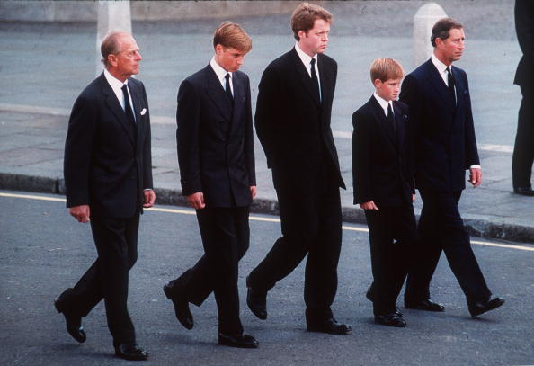 Coffin「Princess Diana Funeral Procession」:写真・画像(7)[壁紙.com]