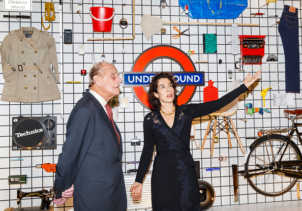 Tristan Fewings「The Duke Of Edinburgh Opens The New Design Museum」:写真・画像(18)[壁紙.com]