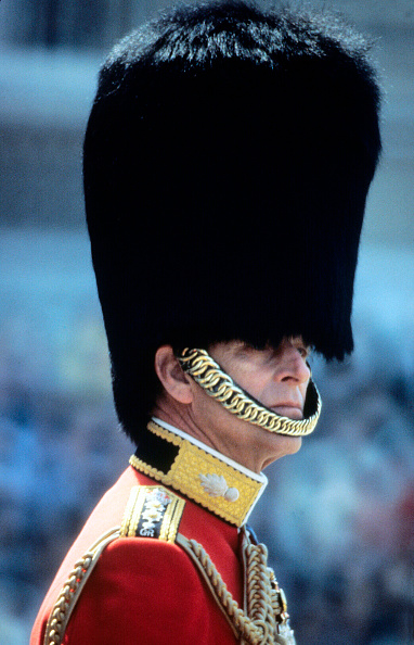 Military Uniform「Prince Philip At Trooping the Colour」:写真・画像(3)[壁紙.com]