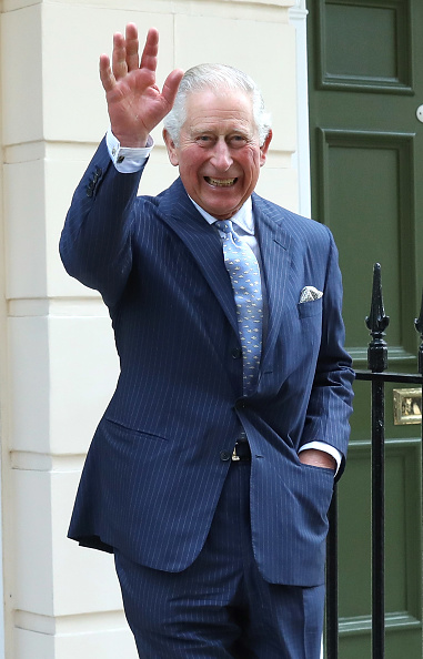 Smiling「The Prince Of Wales Visits The Royal Society Of Musicians Of Great Britain」:写真・画像(12)[壁紙.com]
