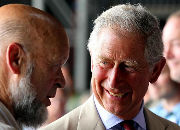 Worthy Farm「The Prince Of Wales Visits Glastonbury Festival On The 40th Anniversary」:写真・画像(7)[壁紙.com]