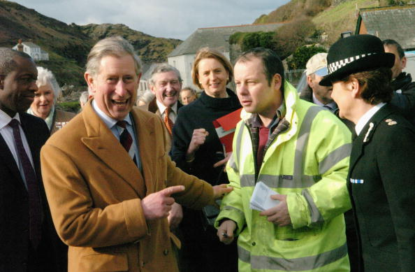 Refusing「Prince Of Wales Visits Boscastle」:写真・画像(1)[壁紙.com]