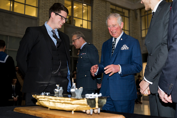 Tristan Fewings「The Prince Of Wales Attends The MOD Apprenticeship Awards」:写真・画像(10)[壁紙.com]