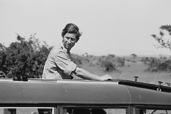 William Lovelace「Charles On Safari」:写真・画像(19)[壁紙.com]
