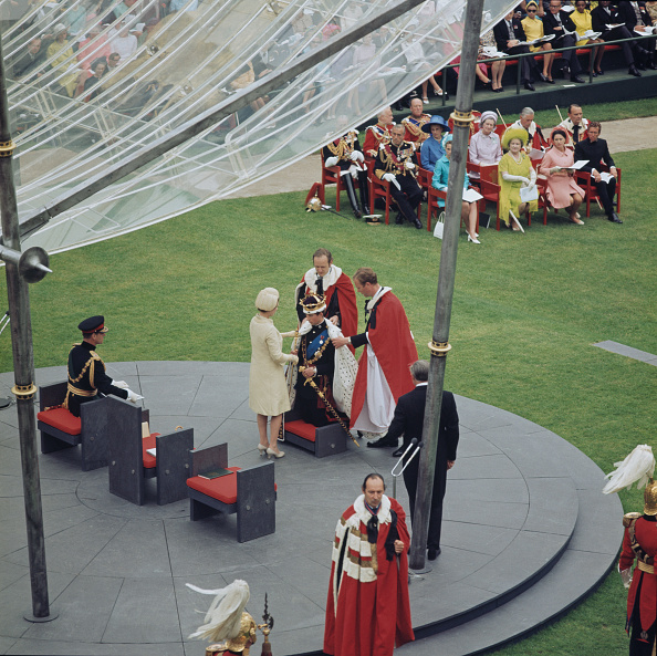 Prince - Royal Person「Investiture Of The Prince Of Wales」:写真・画像(13)[壁紙.com]