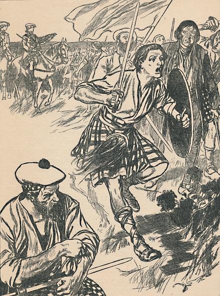Stuart - Florida「Prince Charlie At The Battle Of Culloden」:写真・画像(9)[壁紙.com]