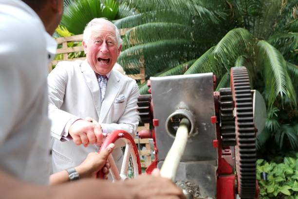 The Prince Of Wales And Duchess Of Cornwall Visit Cuba:ニュース(壁紙.com)