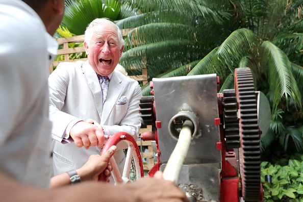 Prince - Royal Person「The Prince Of Wales And Duchess Of Cornwall Visit Cuba」:写真・画像(15)[壁紙.com]