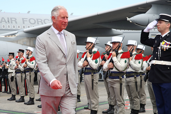 Nice Côte d'Azur Airport「Prince Of Wales And Duchess Of Cornwall Visit Greece」:写真・画像(19)[壁紙.com]