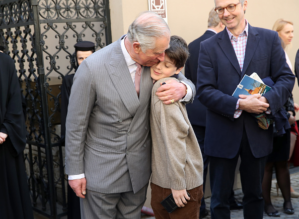 Old Town「The Prince Of Wales Visits Romania - Day 3」:写真・画像(0)[壁紙.com]