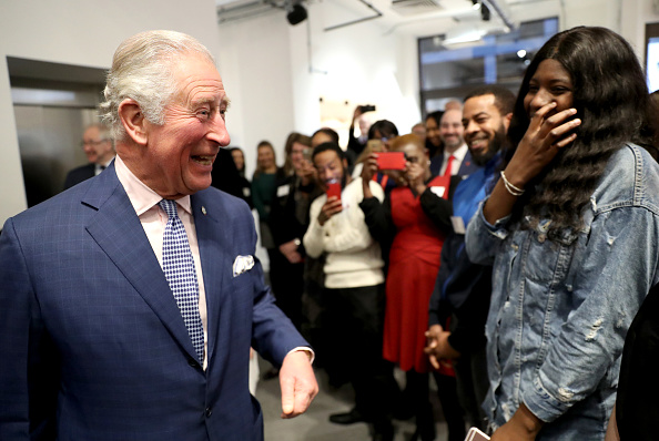 Guest「The Prince Of Wales Opens The Prince's Trust South London Centre」:写真・画像(1)[壁紙.com]