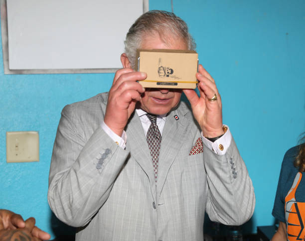 US Virgin Islands「The Prince Of Wales Visits The Caribbean - Day 2」:写真・画像(8)[壁紙.com]
