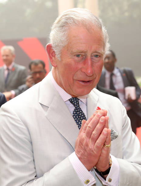 Yoga「The Prince Of Wales & Duchess Of Cornwall Visit Singapore, Malaysia, Brunei And India - Day 9」:写真・画像(5)[壁紙.com]