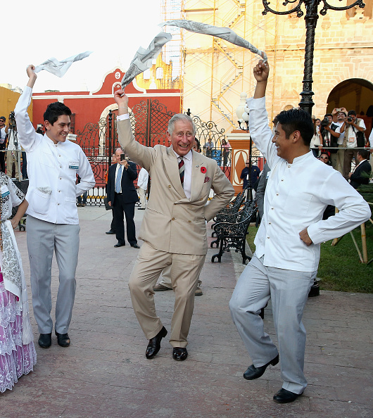 Prince - Royal Person「Prince Of Wales And The Duchess Of Cornwall Visit Mexico - Day 3」:写真・画像(11)[壁紙.com]