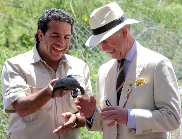 Animal Wildlife「Prince Charles And Camilla, Duchess of Cornwall Galapagos Tour - Day 1」:写真・画像(2)[壁紙.com]