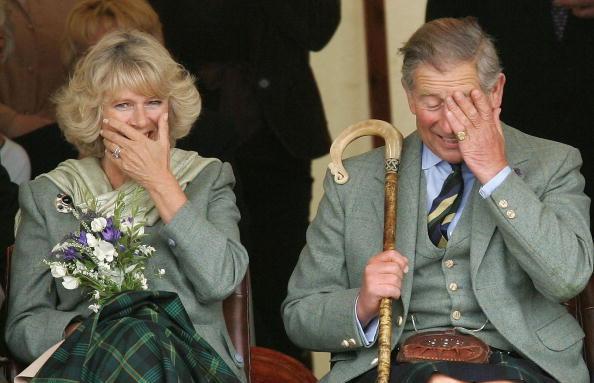 Laughing「Royal British Legion Mey Highland Games」:写真・画像(18)[壁紙.com]