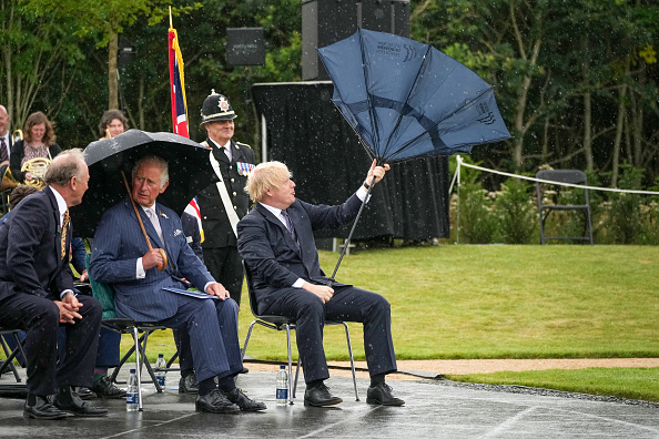 Human Interest「VIPs Attend The Dedication Ceremony Of The National UK Police Memorial」:写真・画像(7)[壁紙.com]