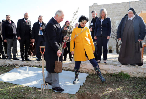 The Prince of Wales Visits Israel And The Occupied Palestinian Territories:ニュース(壁紙.com)
