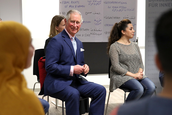 Participant「The Prince Of Wales And Duchess Of Cornwall Visit Austria - Day 2」:写真・画像(8)[壁紙.com]