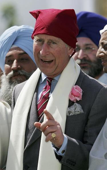 Visit「Charles & Camilla In India: Day 9」:写真・画像(9)[壁紙.com]