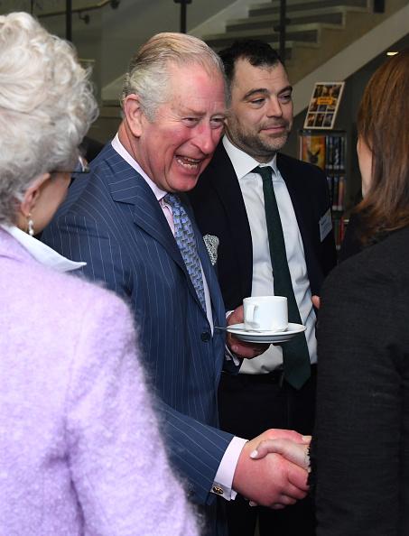 Stuart C「The Prince Of Wales Visits Kensington Aldridge Academy」:写真・画像(7)[壁紙.com]
