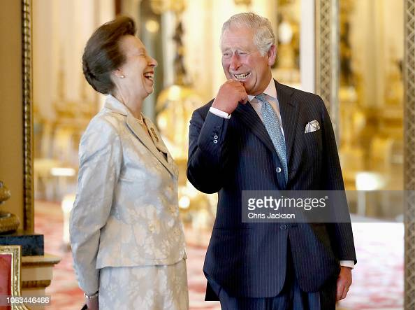 Princess Anne - Princess Royal「HRH The Prince of Wales at 70 in Pictures」:写真・画像(9)[壁紙.com]