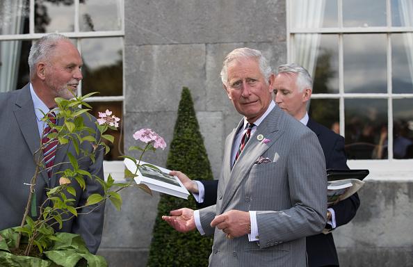 上半身「The Prince Of Wales Visits Wales - Day 4」:写真・画像(7)[壁紙.com]
