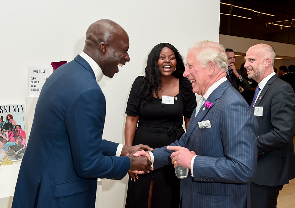 """Eamonn M「The Prince Of Wales Attends """"Youth Can Do it"""" Prince's Trust Reception」:写真・画像(7)[壁紙.com]"""
