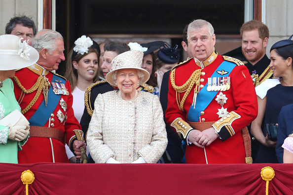 Color Image「Trooping The Colour 2019」:写真・画像(1)[壁紙.com]