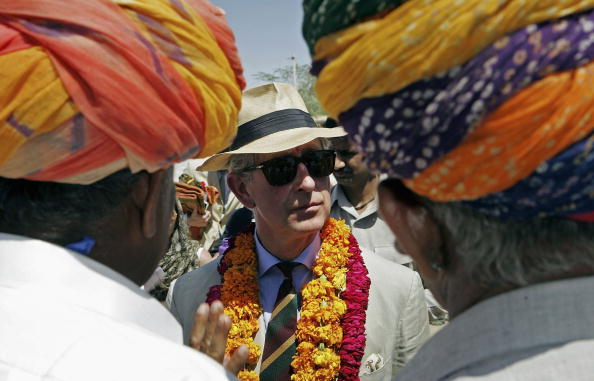 Delhi「Charles & Camilla In India: Day 10」:写真・画像(14)[壁紙.com]
