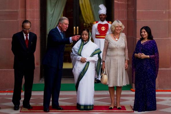 Delhi「Charles And Camilla Visit India - Day 1」:写真・画像(6)[壁紙.com]