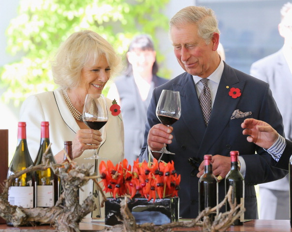 Drinking Glass「The Prince Of Wales And Duchess Of Cornwall Visit Australia - Day 3」:写真・画像(9)[壁紙.com]