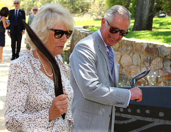 オーストラリア「The Prince Of Wales & Duchess Of Cornwall Visit Australia - Day 6」:写真・画像(7)[壁紙.com]