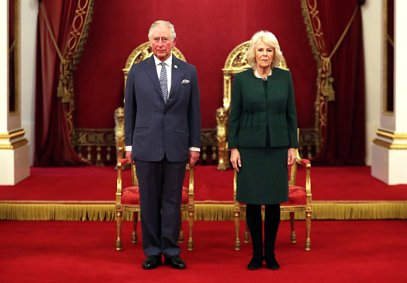 Ballroom「The Prince Of Wales And The Duchess Of Cornwall Present The Queen's Anniversary Prizes」:写真・画像(15)[壁紙.com]