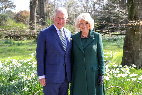 Camilla - Duchess of Cornwall「The Prince Of Wales And Duchess Of Cornwall Attend The Reopening Of Hillsborough Castle & Gardens」:写真・画像(10)[壁紙.com]