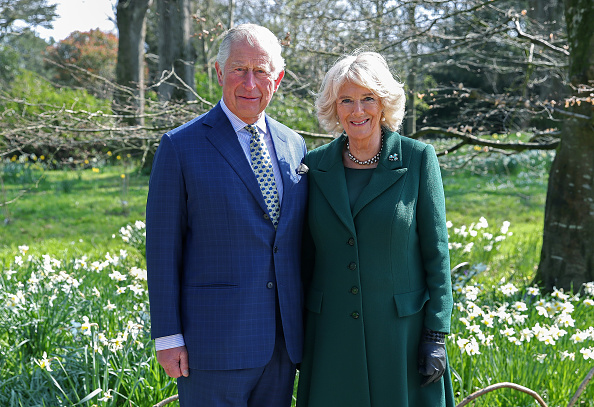 Prince of Wales「The Prince Of Wales And Duchess Of Cornwall Attend The Reopening Of Hillsborough Castle & Gardens」:写真・画像(4)[壁紙.com]