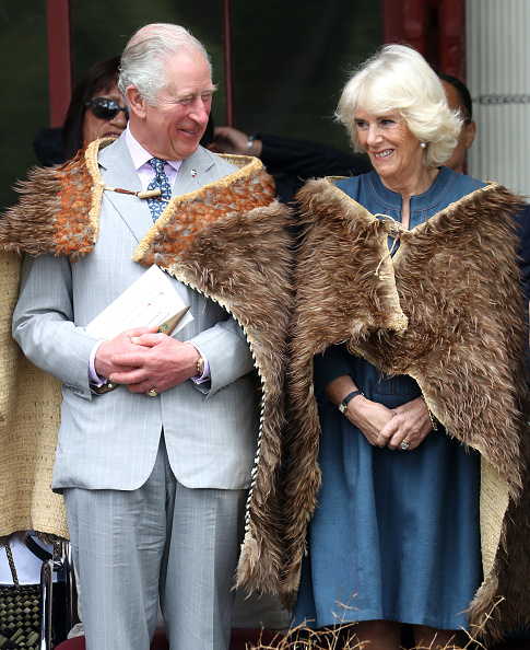 Visit「The Prince of Wales & Duchess Of Cornwall Visit New Zealand - Day 4」:写真・画像(10)[壁紙.com]