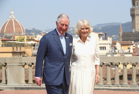 Day 4「The Prince Of Wales And Duchess Of Cornwall Visit Italy - Day 4」:写真・画像(1)[壁紙.com]