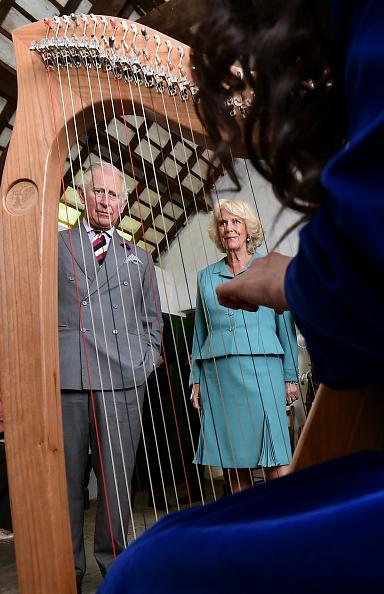 爪弾く「Prince Of Wales And Duchess Of Cornwall Visit Ireland and Northern Ireland」:写真・画像(16)[壁紙.com]