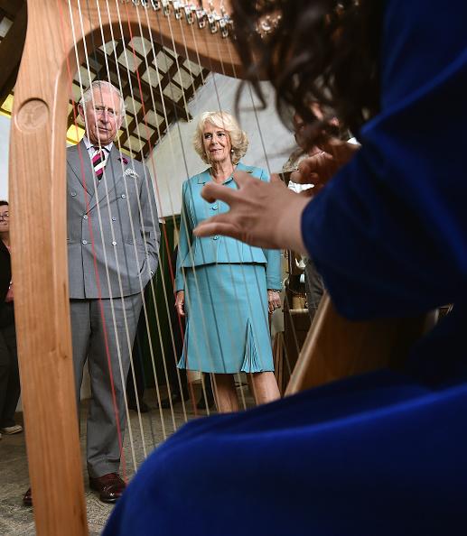 爪弾く「Prince Of Wales And Duchess Of Cornwall Visit Ireland and Northern Ireland」:写真・画像(17)[壁紙.com]