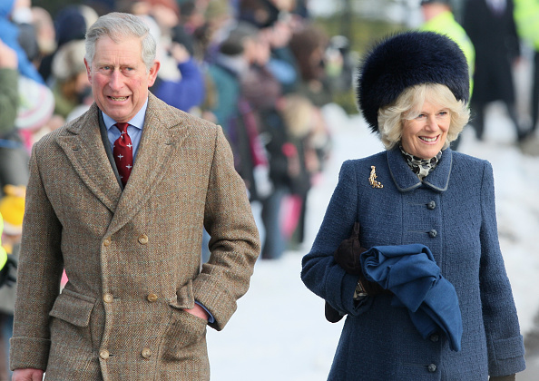 King's Lynn「Royals Attend Christmas Day Service At Sandringham」:写真・画像(4)[壁紙.com]