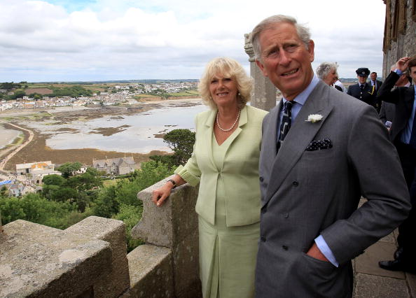 Mountain「Prince Of Wales And Duchess Of Cornwall Visit Cornwall」:写真・画像(8)[壁紙.com]