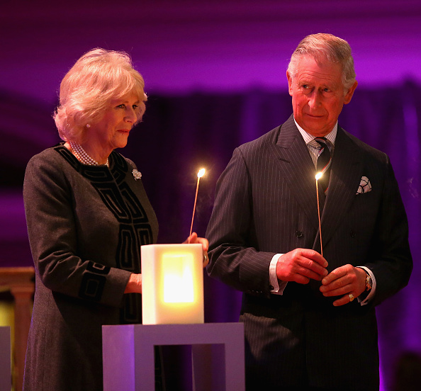 Participant「The Prince Of Wales & Duchess Of Cornwall Attend Holocaust Memorial Day Ceremony」:写真・画像(13)[壁紙.com]