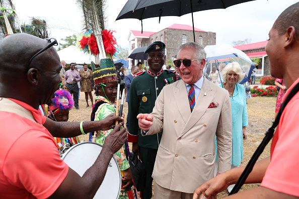 Humor「The Prince Of Wales And Duchess Of Cornwall Visit St. Kitts And Nevis」:写真・画像(17)[壁紙.com]